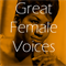 Great Female Voices